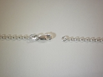 Sterling Silver 1.6mm Rolo 16' Chain w/ Lobster Clasp